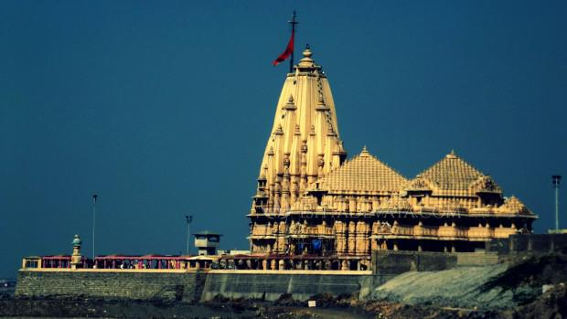 Somnath Temple : Attacked by Mohammad of Ghazni