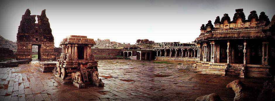 Hampi Temples, Karnataka