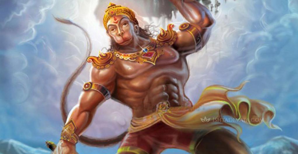 Hanuman S Cameo In Mahabharata