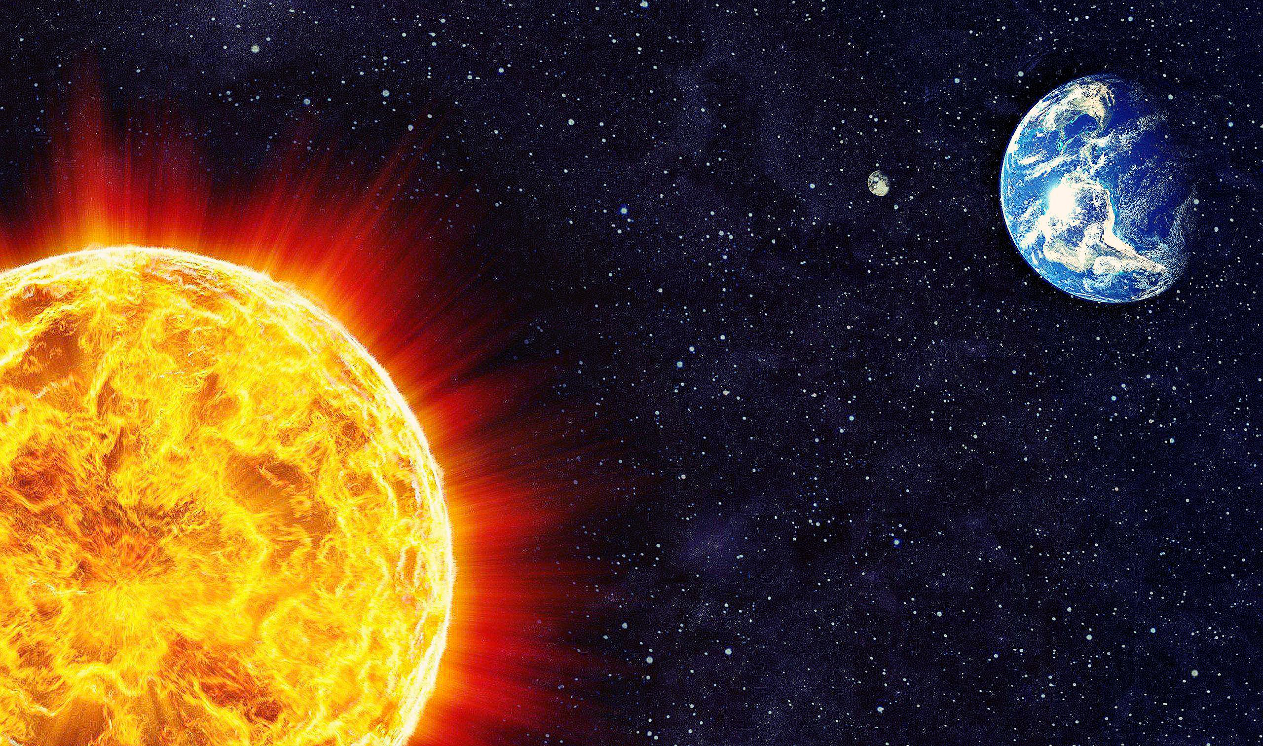 The Distance Between Sun And Earth Mentioned In Hanuman Chalisa