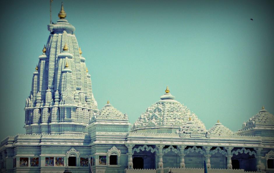 Iskcon Temple, Vrindavan