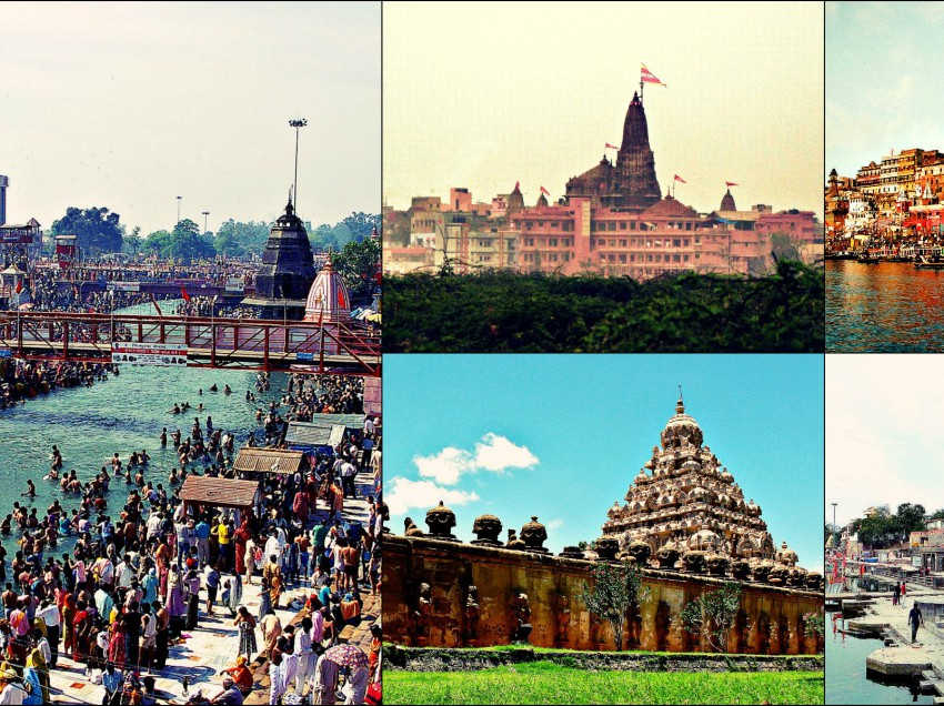 Top 5 Holy Cities In India