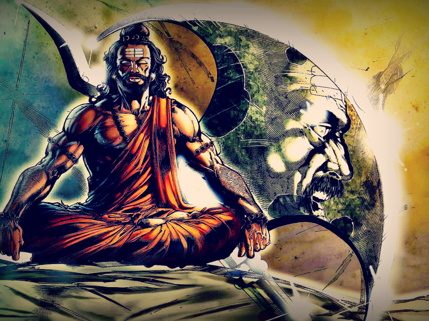 Parashuram : The God Who Killed His Own Mother