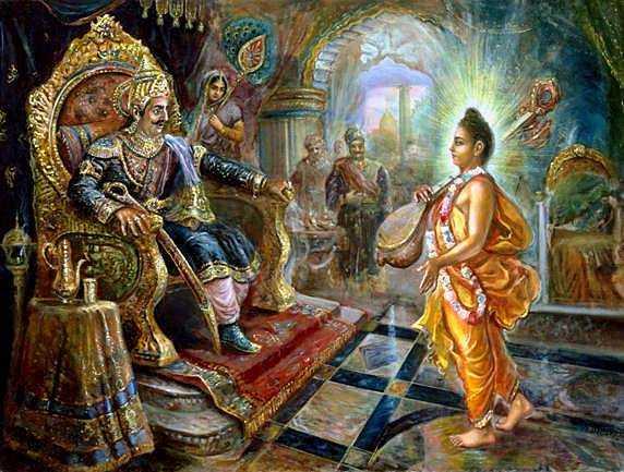 Sri Krishna Stories - Episode 3 - Arrogant Kamsa