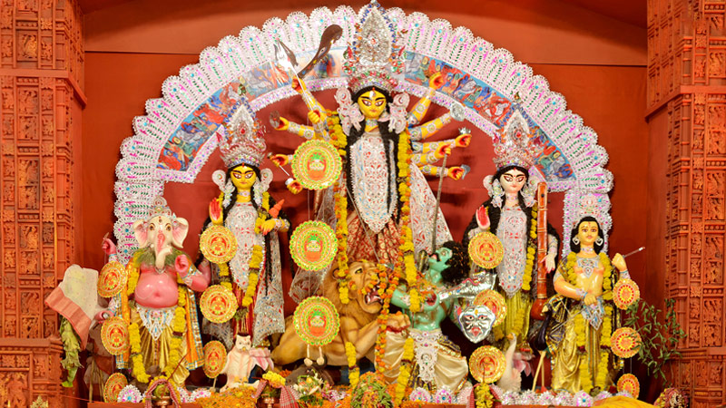 Tenth day - Dussehra