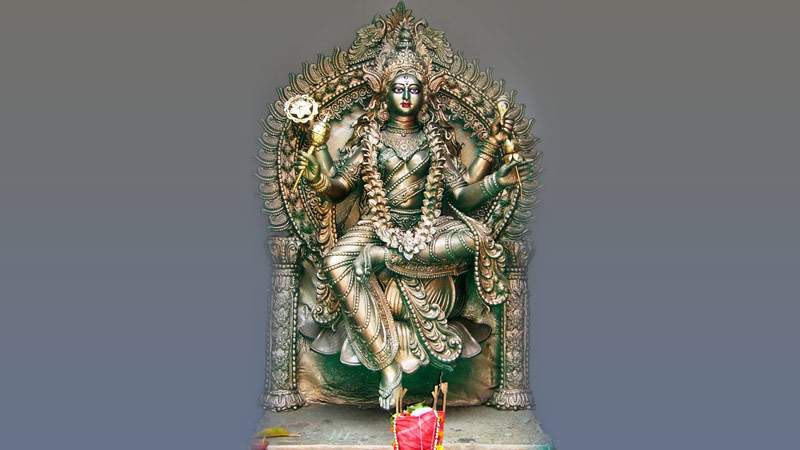 Ninth Day of Navratri - Goddess Siddhidatri