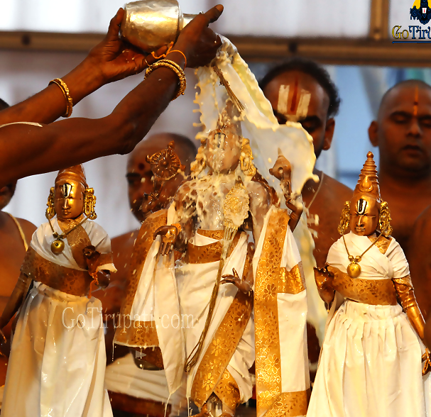 Did you know? The different types of Abhishekam