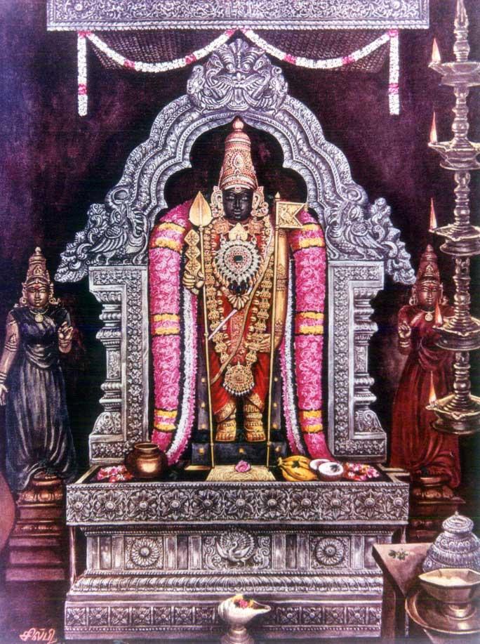 Lord Muruga Stories : Story of Thirutanigai from yesteryear's movie