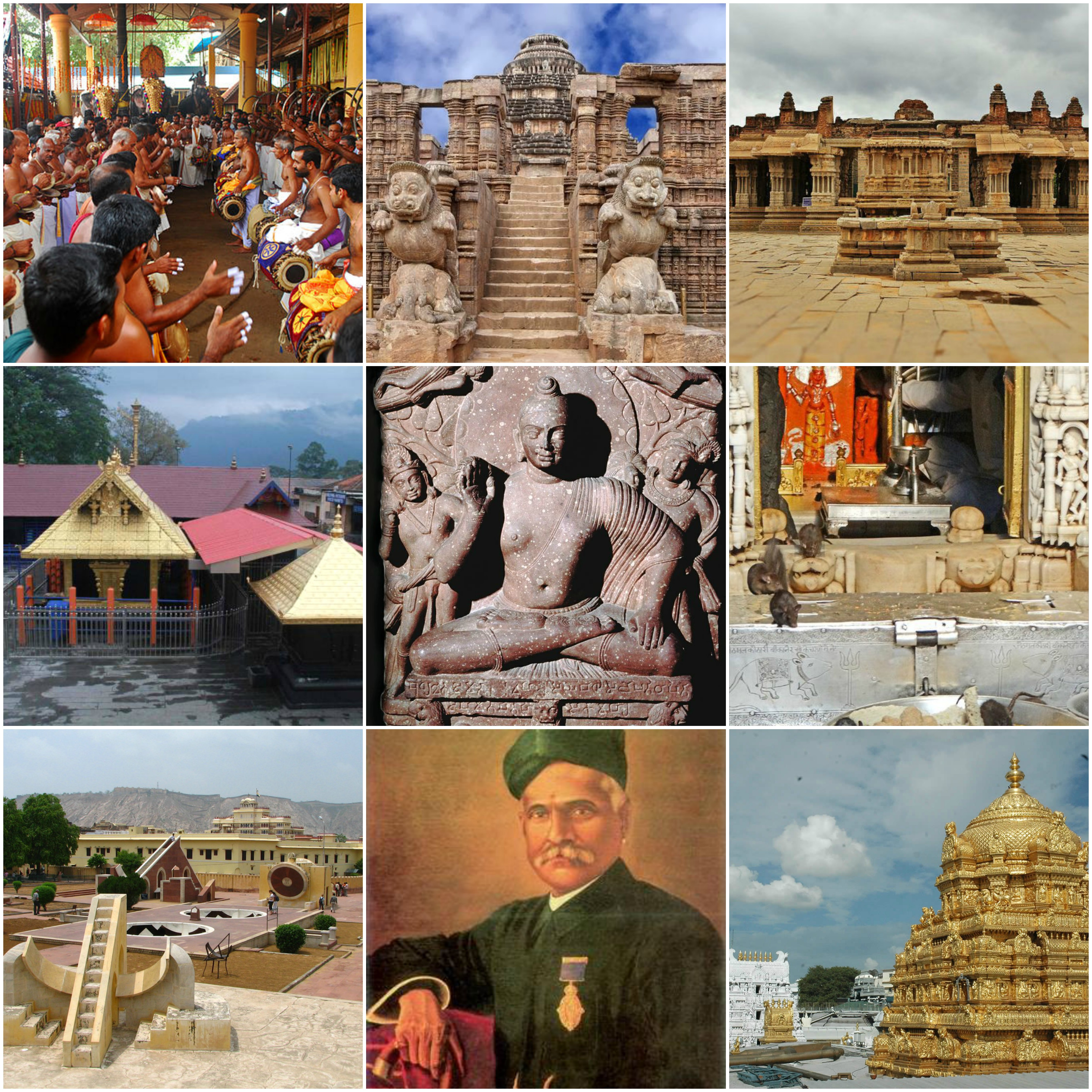 9 lesser Known Spiritual facts about India