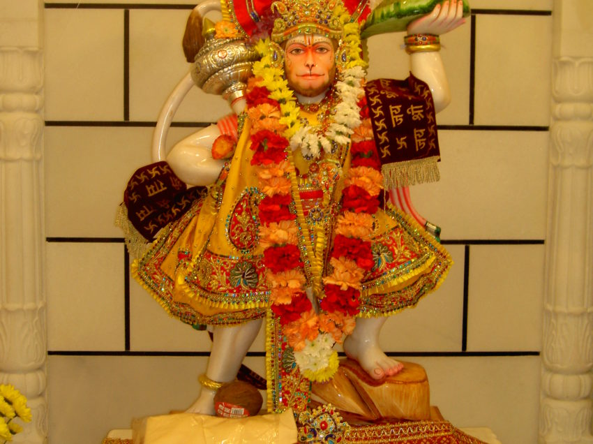 How To Perform Hanuman Pooja At Home?
