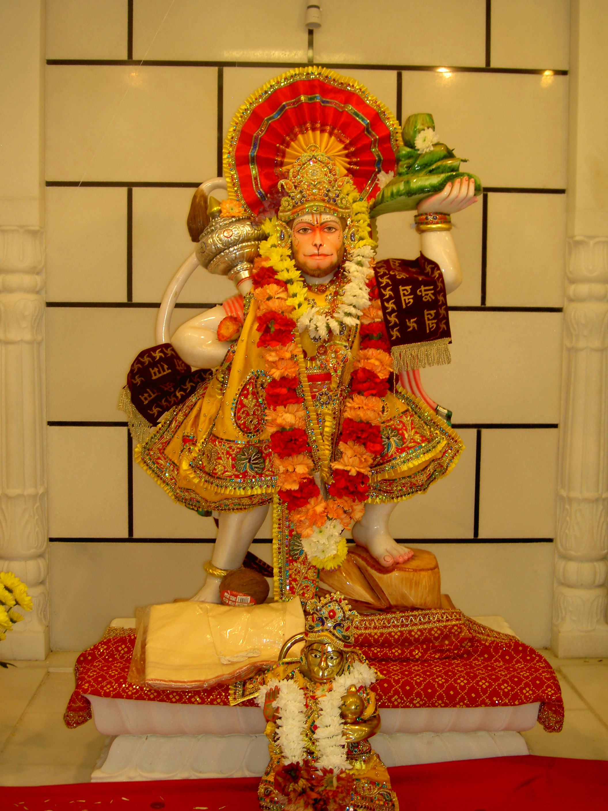 How To Perform Hanuman Pooja At Home Ishtadevata Blog