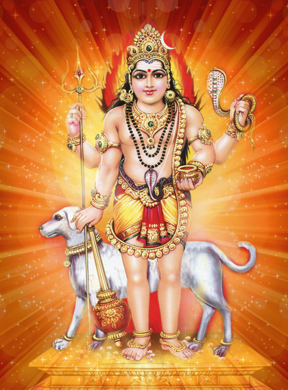Lord Bhairava – Appearance, Abisheka and forms