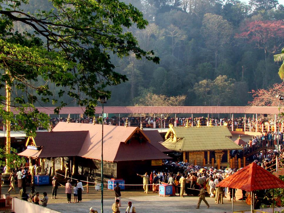 Sabarimala Ayyappan temple -Mandalakala Begins (17-Nov-2017)