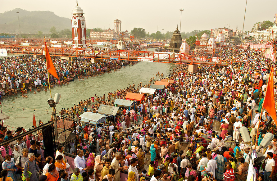 Why is the Kumbh Mela such a special celebration?