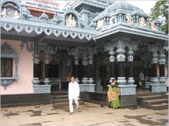 Anegudde Shree Vinayaka Temple in udupi