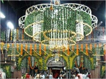 Bankey Bihari Temple at Vrindavan