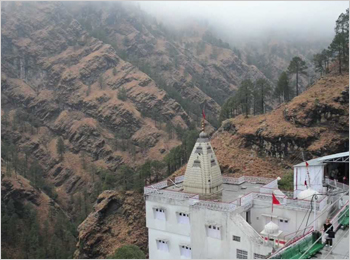 vaishno devi  Temple at jammu kashmir