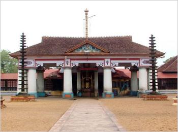 Vaikom Mahadevan temple