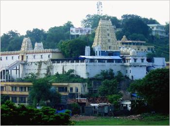 Bhadrachalam Sree Seetha Ramachandra swamy temple
