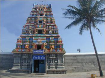 Chandrachoodeshwarar Temple