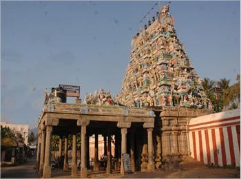 GURU or BRIHASPATI or DAKSHINAMURTHY (JUPITER) Temple