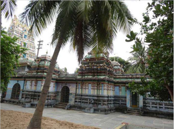 jaganmohini kesava temple