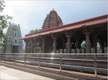 jogulamba temple