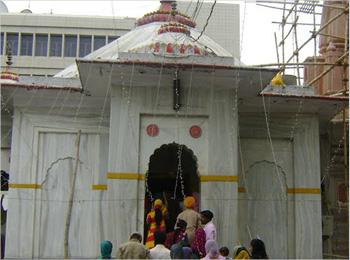 Kali Devi Temple