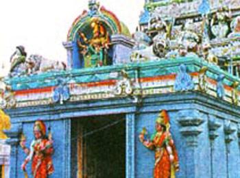 Kungumavalli Samedha Thanthondreeswarar Temple