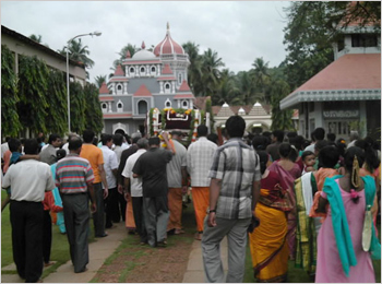 Mahalasa Temple Mardol village