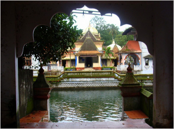 Naguesh Temple Bandode village