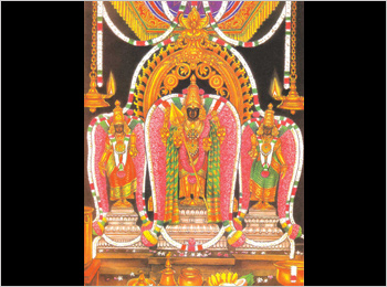 Pazhamudircholai murugan temple