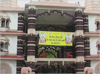 Sheetla Devi Temple Gurgaon
