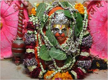 Shri Hanuman Temple(bala hanuman)