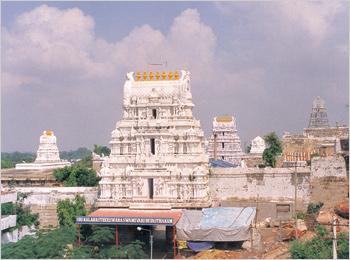 Sri Kalahastheeswara Temple