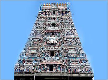 Sri Kapaleeswara Temple
