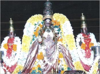 Sri Vaikuntanatha(Kallapiran) Temple