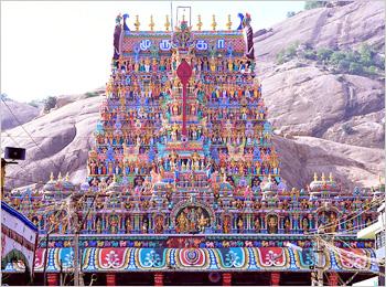 Tiruparankunram Murugan Temple