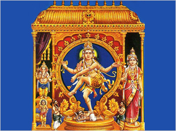 Thillai Natarajar Temple