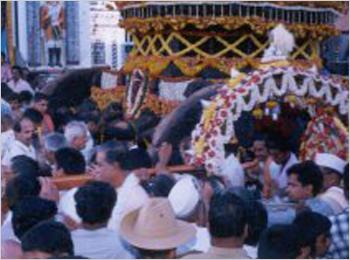 Venkatraman Dev Temple