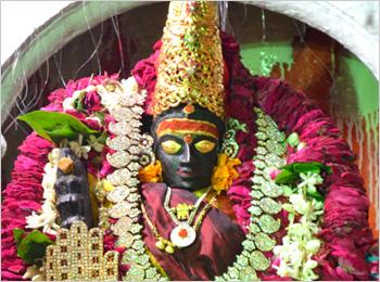 Varanasi Peetham - Vishalakshi Devi Temple