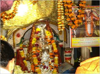 Varanasi Peetham-Vishalakshi devi Temple