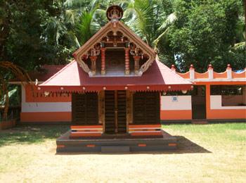 Vellarikkundu  Parappa Thali Temple
