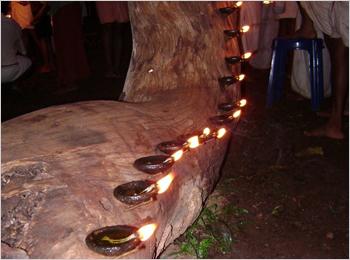 Wandoor Siva Temple
