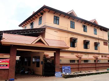 Kadampuzhasreeparvathi Temple