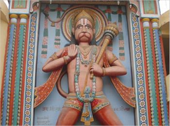 Bade Hanuman Temple