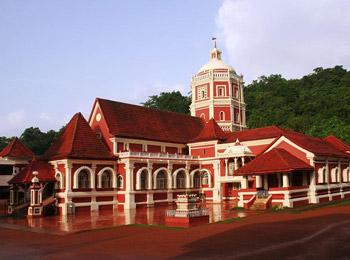 Shree Shantadurga Devi Temple
