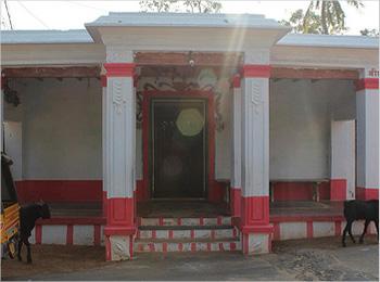 Sakshi Anjaneyar Temple