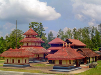 Sita Lava Kusa Temple