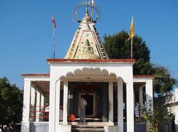 Mangal Dev Graha Temple